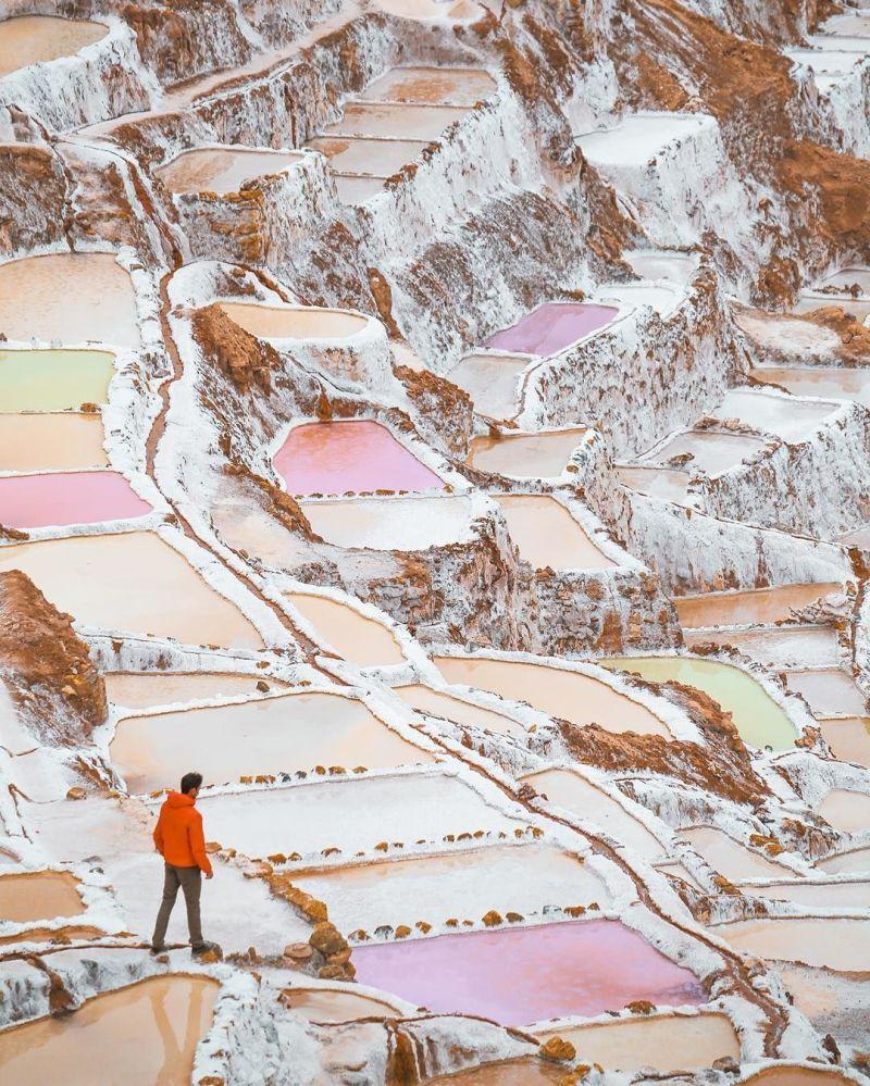 Finding Way in Peru