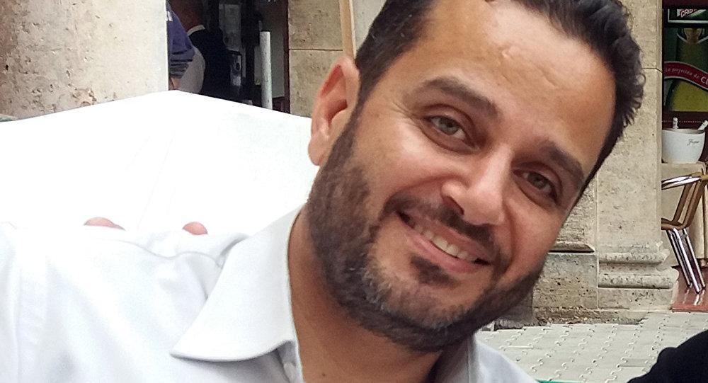 Fady Marouf, journalist