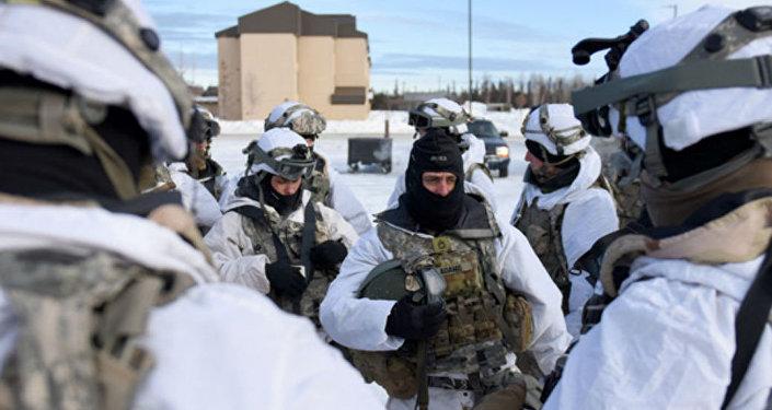 New Pentagon Arctic Centre Vilifies Russia & China, Proselytises US Agenda, Activist Says