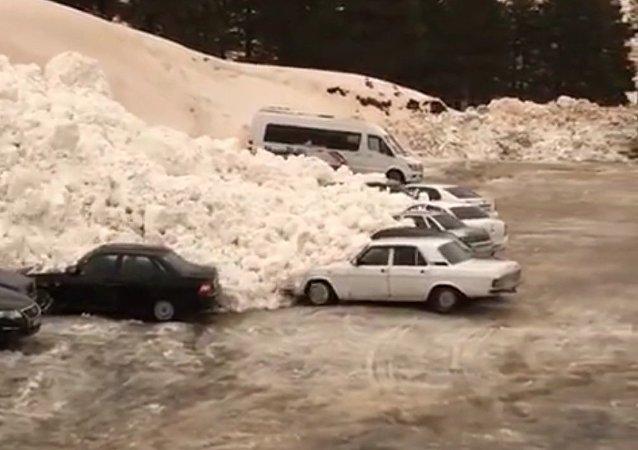 Snowslip