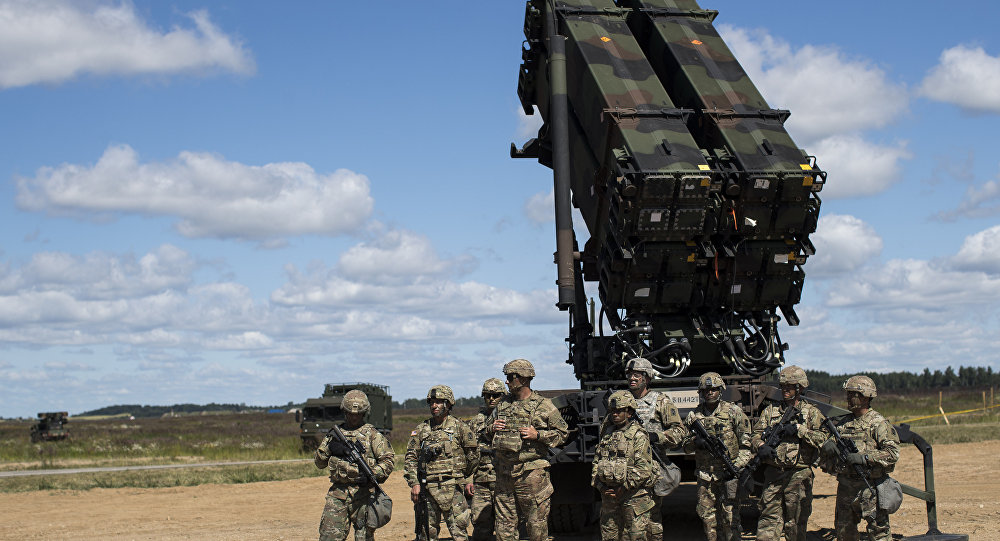 Kiev's Statements on Deploying US Air Defence Systems in Ukraine Provocative, Moscow Says