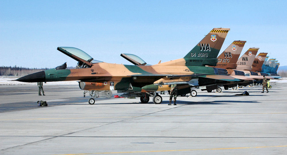 F-16, 57th Adversary Tactics Group