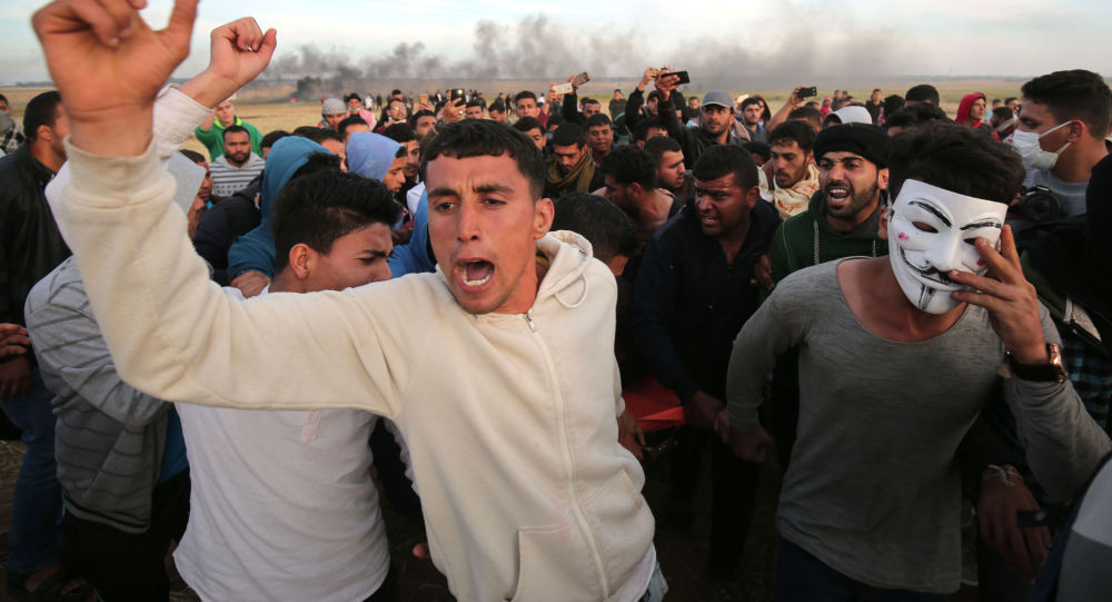 Israeli Forces Kill Seven Palestinians In Fresh Clashes