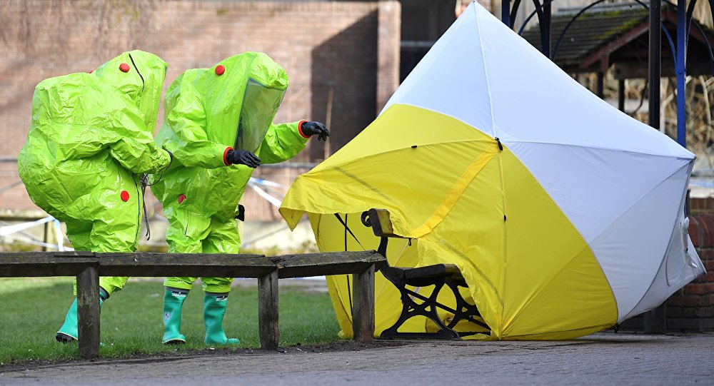 Former Russian spy Sergei Skripal 'no longer critical' after poisoning