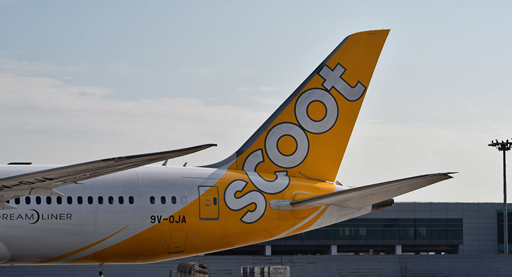 Singapore police confirm bomb threat on Scoot flight