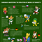 Zabivaka's Ancestors: The Evolution of World Cup Mascots