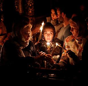 Easter Celebrations: Orthodox Christians Mark Christ's Resurrection