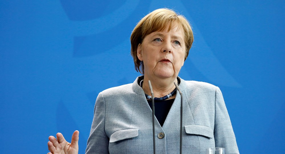 Merkel: New Pipeline Impossible Without Clarity For Ukraine