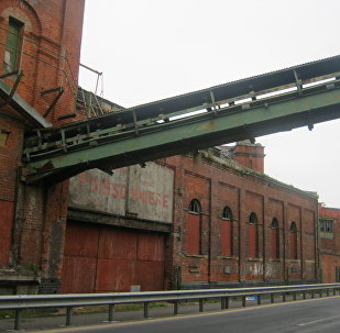 The Icehouse in Grimsby was built in 1898 and produced ice in the days before refrigeration