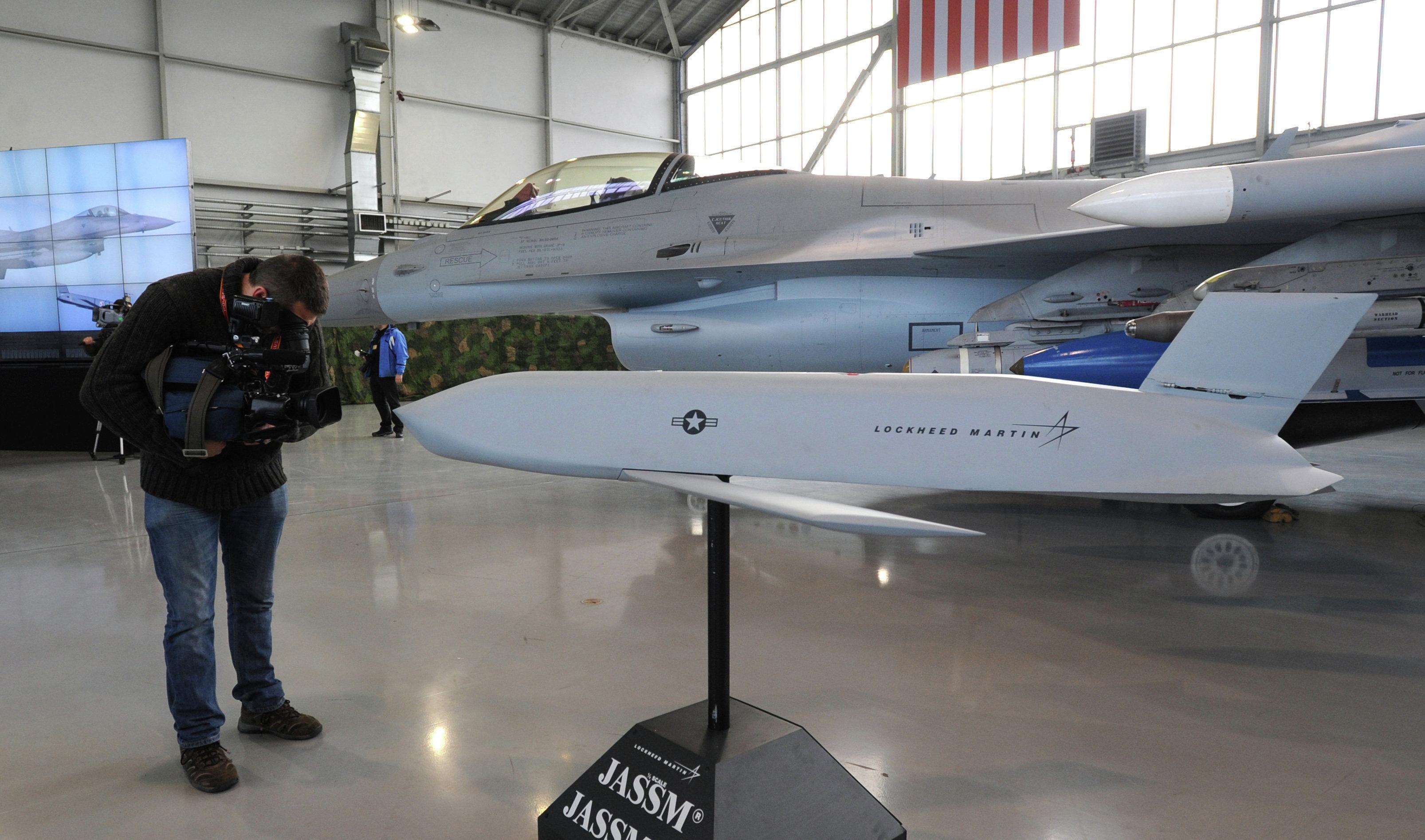 JASSM missile model