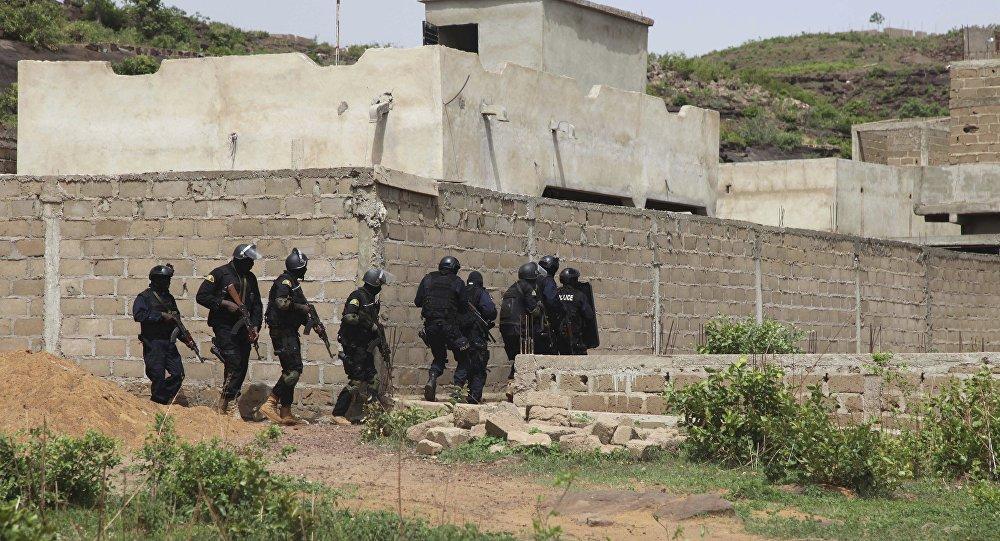 Malian Police officers (File)