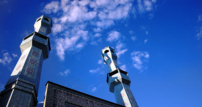 Mosque in Oslo, Norway