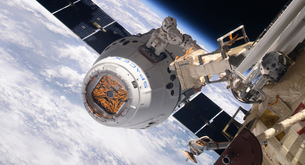 SpaceX Cargo Ship Heads To ISS | AWIN_Space content from Aviation Week
