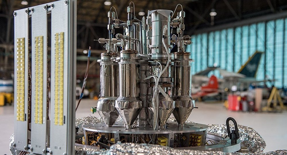 NASA built a compact nuclear reactor to aid future space exploration