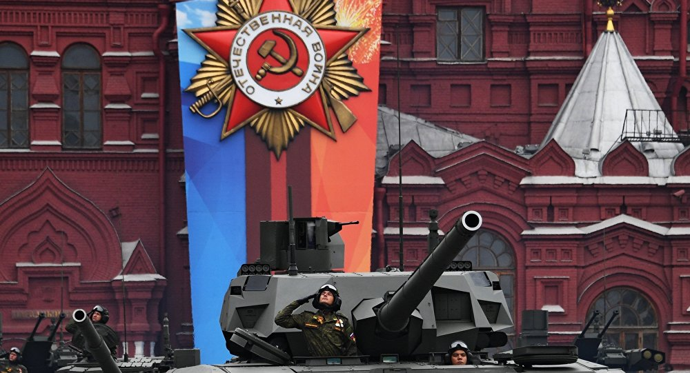 Russia | Putin on Victory Day: military to be strengthened