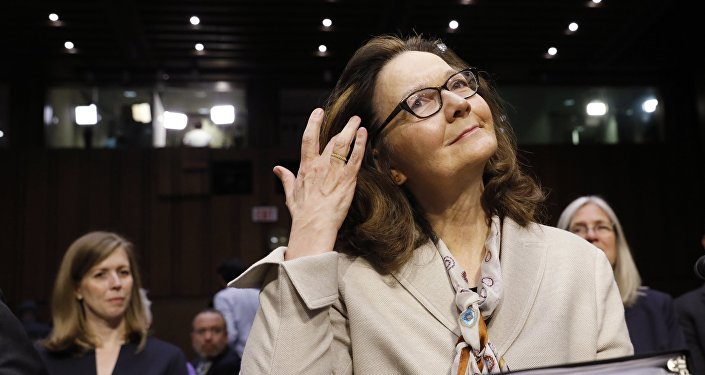 Senate votes to confirm Gina Haspel as 1st female Central Intelligence Agency  director