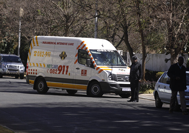 South Africa ambulance (File)