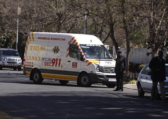 South Africa ambulance (File)