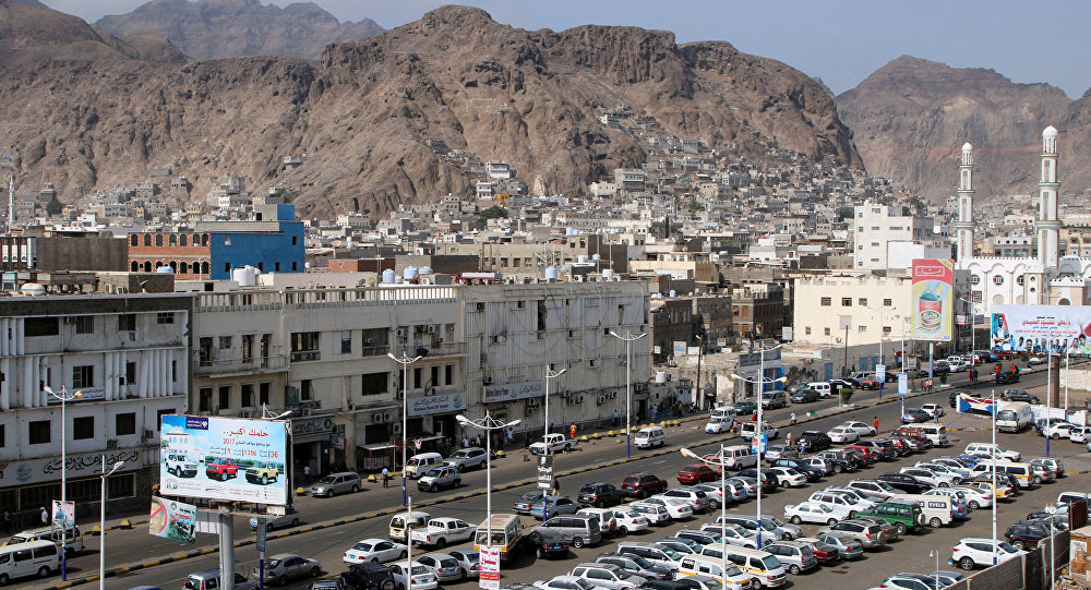A general view of the southern port city of Aden, Yemen January 22, 2018