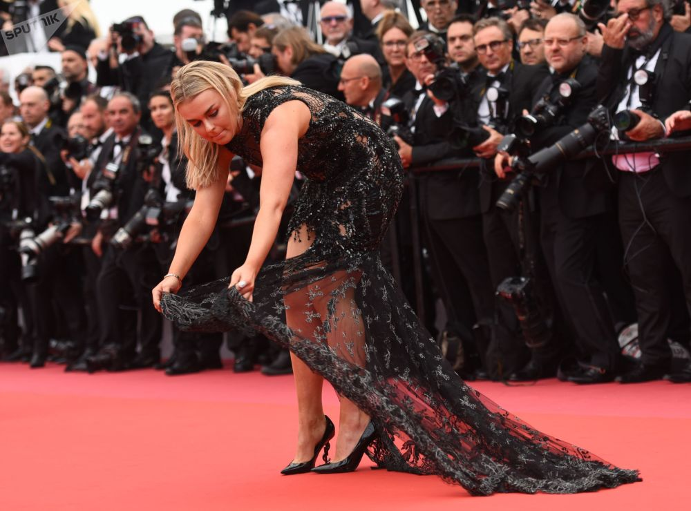 Awkward Moments of 71st Cannes Film Festival
