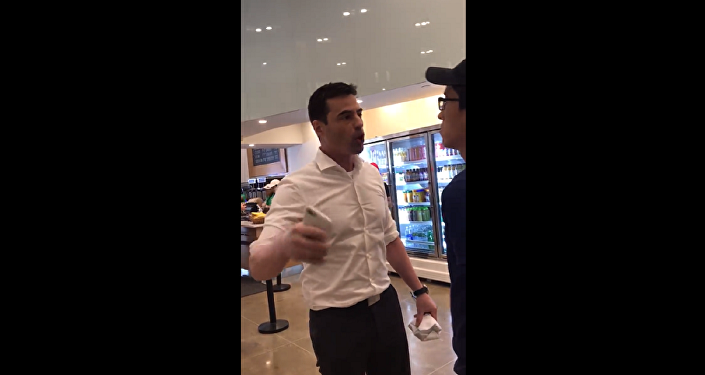 New York lawyer caught on camera going on racist rant about Hispanic workers speaking Spanish with Spanish-speaking customers
