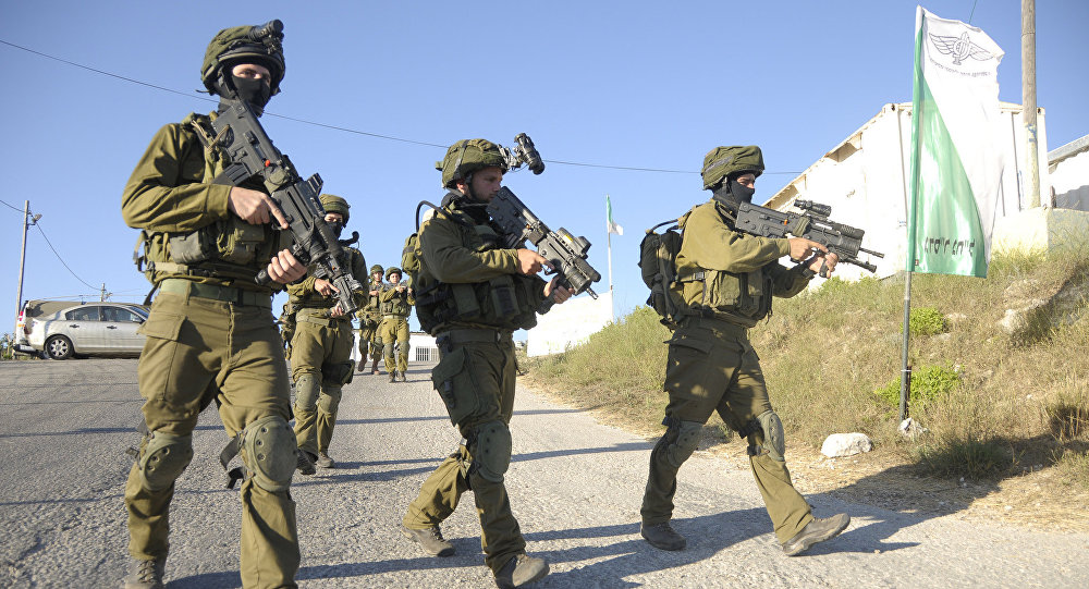 IDF soldiers. File photo