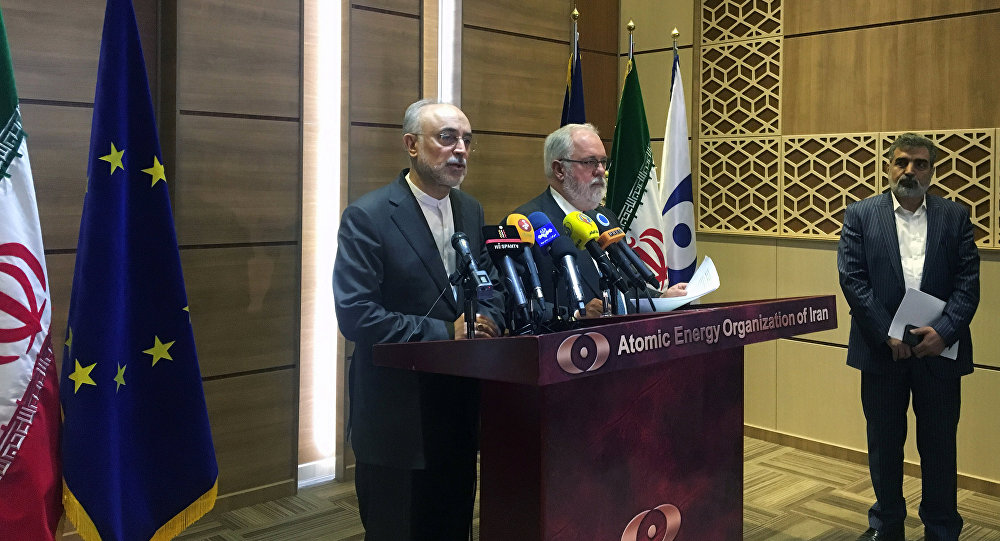 Iran, EU To Hold Nuclear Cooperation Summit In Brussels In