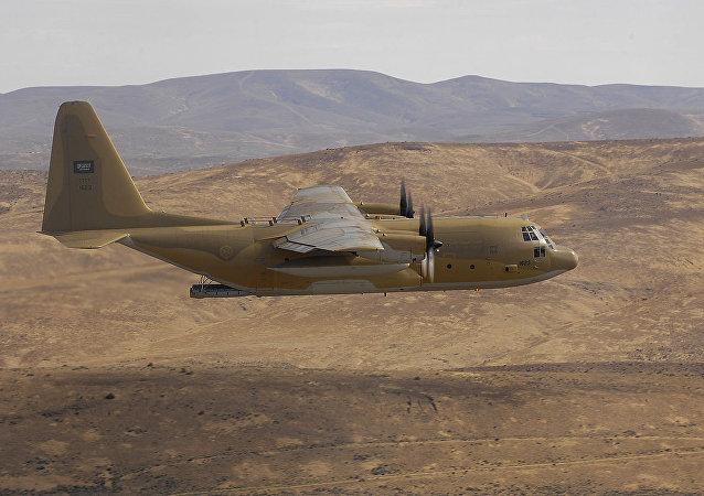 Royal Saudi Air Force C-130 Hercules