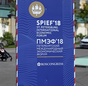 Preparations for 2018 SPIEF in St. Petersburg