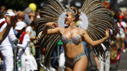 Colorful Magic: Carnival of Cultures in Berlin