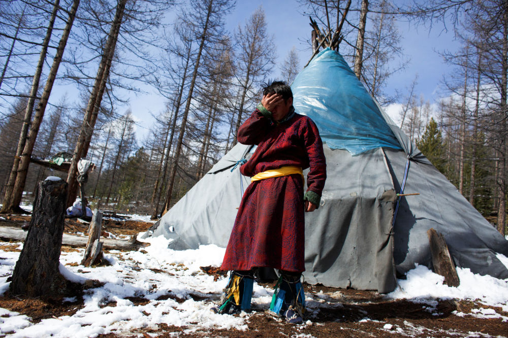 Meet the Inhabitants of Taiga Debris: Reindeer, Herders and Shamans of Mongolia
