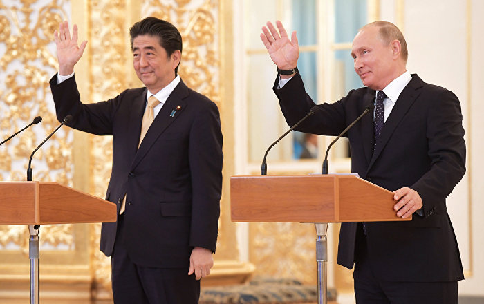 Tokyo's Claims to Kuril Islands Will Complicate Abe's Talks With Putin - Aide