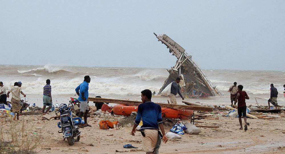 Cyclone Mekunu kills girl of 12 in Oman