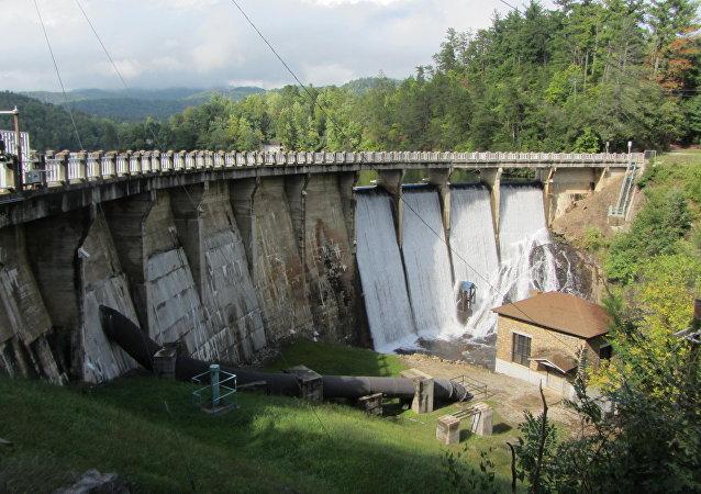 Tahoma Dam
