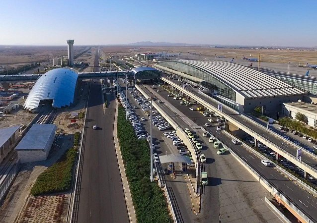 mam Khomeini Airport Terminal No. 1