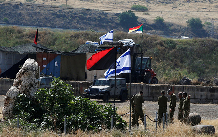 israel-launches-'surprise'-military-exercise-in-golan-heights-–-defense-forces