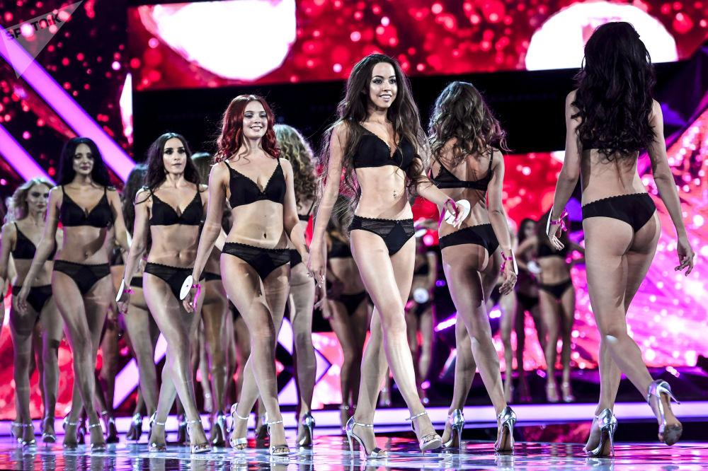 Beauty Contests Miss Russian Radio 2018