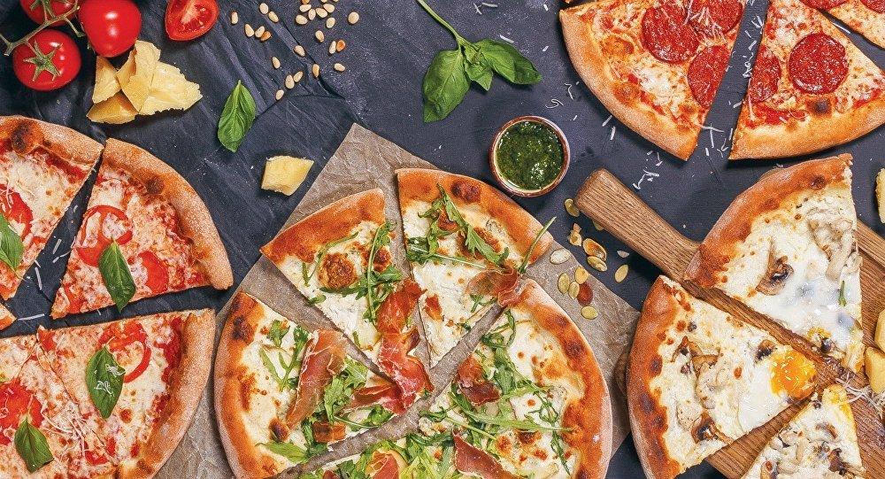 Donna Olivia's pizza