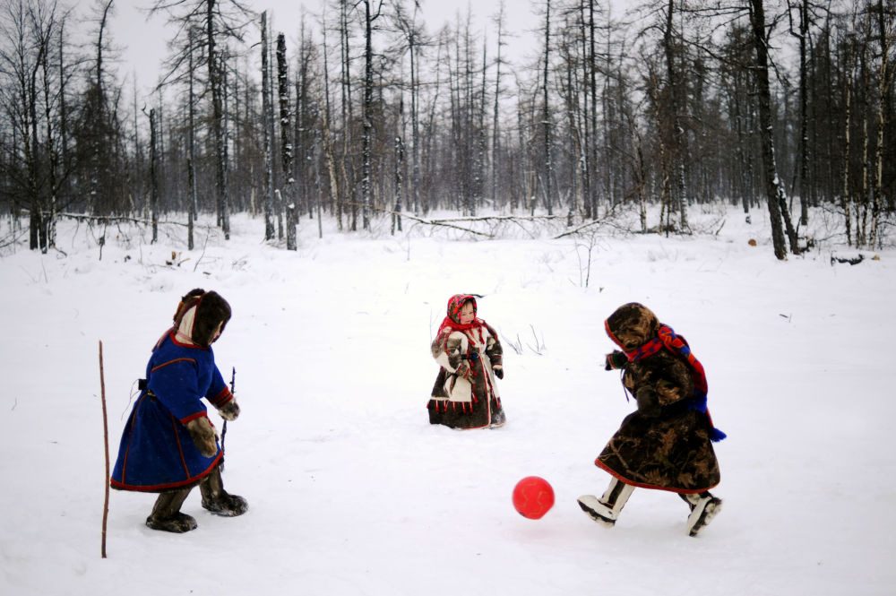 World Cup Fever Hits Russia's Far North