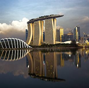 Morning Singapore