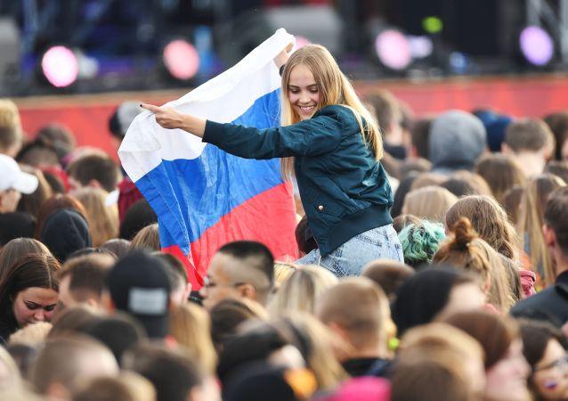 FIFA World Cup Fan 2018 Fest Rocks Off in Moscow