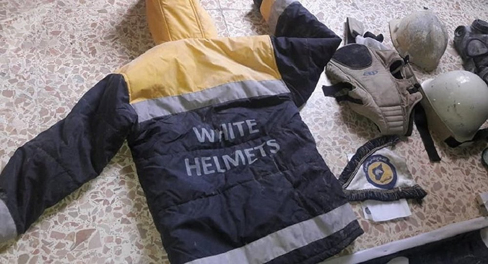 Russian Defense Ministry Warns White Helmets Plotting New 'Provocation' in Syria's Idlib