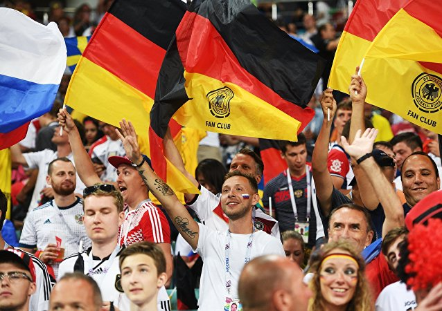 World Cup - Group F - Germany vs Sweden - Fisht Stadium, Sochi, Russia - June 23, 2018
