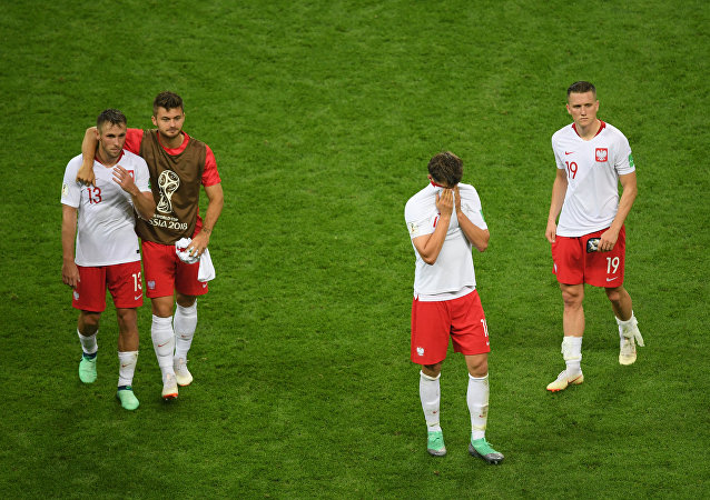 World Cup - Group H - Poland vs Colombia - Kazan Arena, Kazan, Russia - June 24