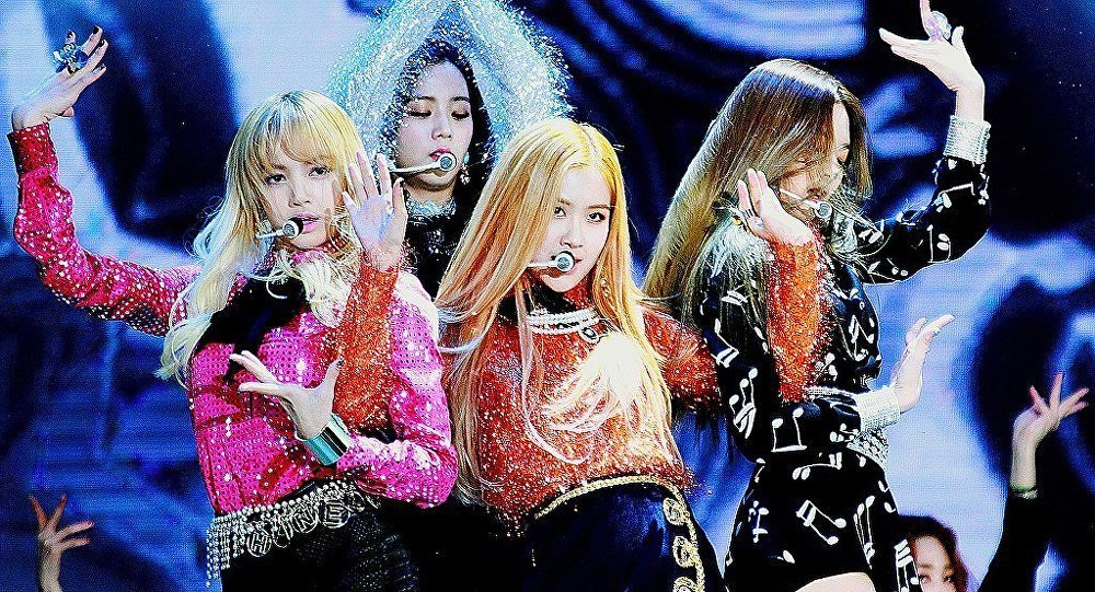 Blackpink Becomes First Female K Pop Group To Hit Billboard