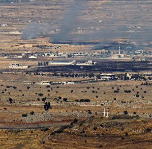 Golan Heights. File photo