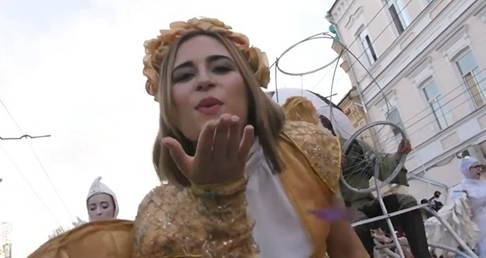 World Cup 2018: Brazilian Carnival Rocks Samara Ahead of Match With Mexico