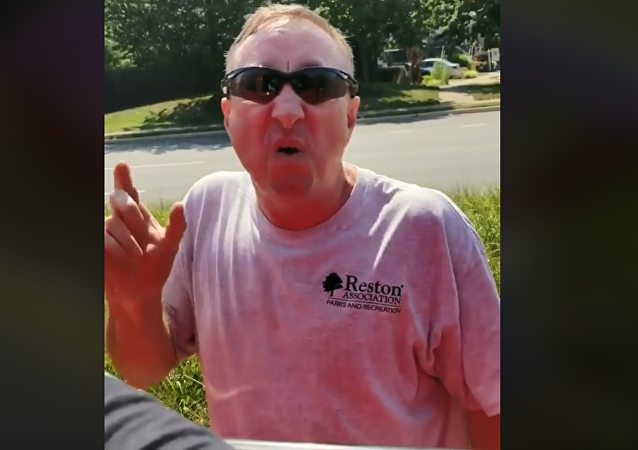 Racist tirade by Virginia man