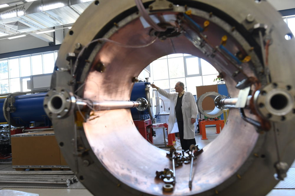 Russian Collider: Preparing for the 'Big Bang' in Dubna