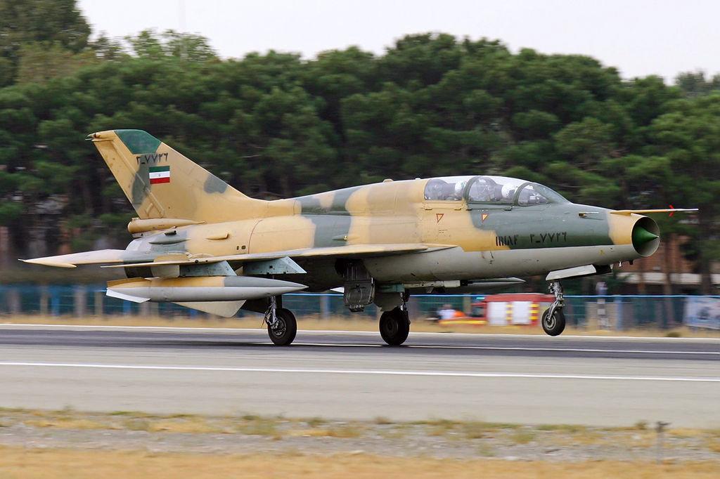 IRIAF MiG-21
